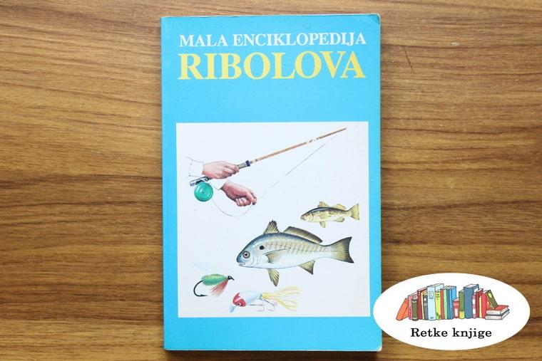 Prednja korica knjige o pecanju