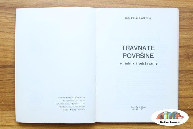 naslovna strana knjige